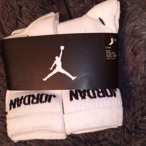 Boys Jordan Socks